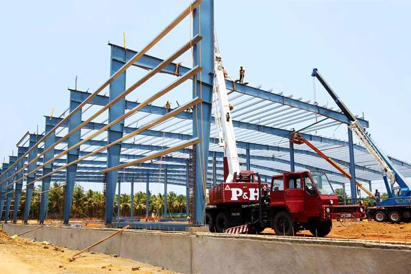 Built to Suit Warehouse in Chennai, Chakan, Mumbai, Delhi NCR   India