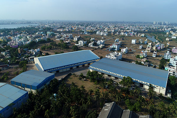 Warehouse compnay in India